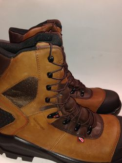 Red Wing Boots (ASTM F2892-11) Steel Toe Men's sz 11 for Sale in Dallas,  TX