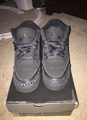 Jordan 3 Retro size 5.5 for Sale in Rockville, MD