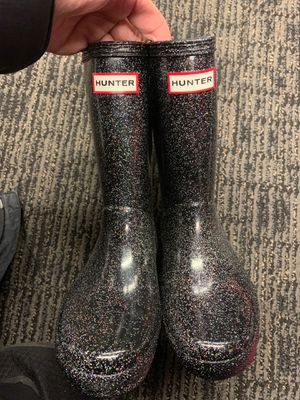 Brand new Little girls hunter boots. for Sale in Marysville, WA