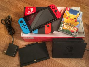 Nintendo switch. $250 FIRM!! No trading or lowers for Sale in Fresno, CA