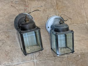 Free. Used working out door lights for Sale in Lawrenceville, GA