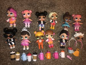 Lol dolls for Sale in Castro Valley, CA