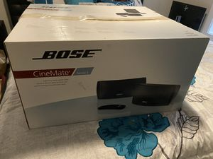 Bose home theatre speakers (with subwoofer) for Sale in Washington, DC