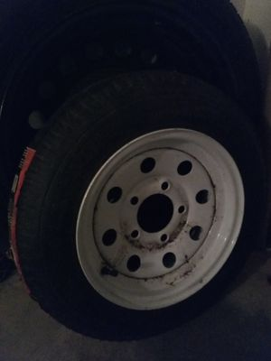 New trailer wheel for Sale in Douglasville, GA