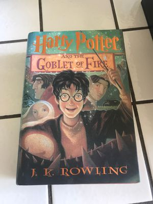 Harry Potter Book for Sale in Castro Valley, CA