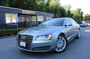 2013 AUDI A8 L for Sale in Stafford Courthouse, VA