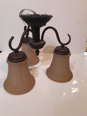 2 light fixtures for Sale in Hyattsville, MD