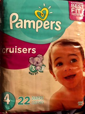 Pampers Cruisers for Sale in Columbus, OH