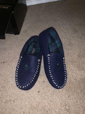 Polo slippers size ten for Sale in Allen, TX