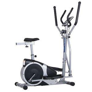 Cardio Dual Trainer Magnetic Elliptical Machine Exercise Bike Fitness for Sale in Tukwila, WA