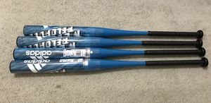 Adidas Bat Baseball Melee 2 Reloaded Senior Softball Bat 28.05 oz / 34inch for Sale in Arlington, TX