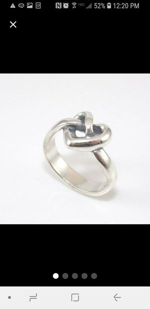 James avery ring size 7 for Sale in Fontana, CA