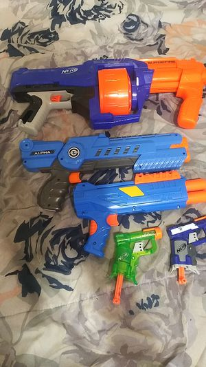 Nerf guns for Sale in Round Rock, TX