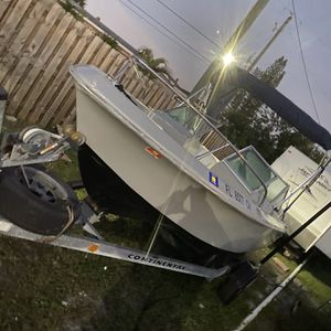18ft Cobia Boat for Sale in Fort Lauderdale, FL