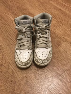 Nike Air Jordan 1 Retro High Laser for Sale in Macon, GA