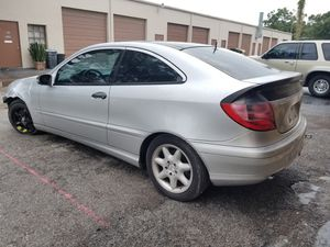 Mercedes w203 c230 k c230k coup 2 door parts for Sale in Clearwater, FL