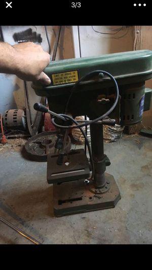 Small drill press for Sale in Tracy, CA
