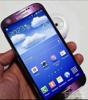 Samsung Galaxy S4 Purple Mirage 16th Sprint for Sale in Ashburn, VA