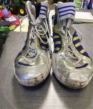 Adidas wrestling shoes size 10.5 for Sale in Matawan, NJ