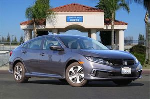 2019 Honda Civic Sedan for Sale in Selma, CA