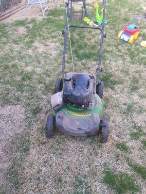John Deere js60 lawn mower for Sale in Darby, PA