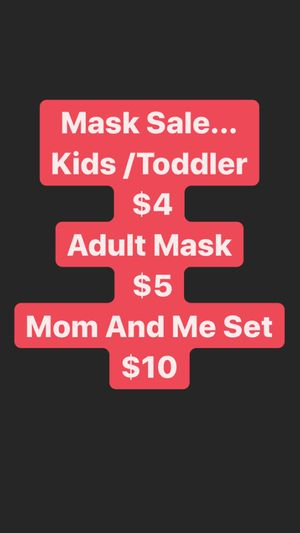 Kids Face Mask for Sale in Washington, DC