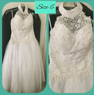 sequins wedding dress for Sale in Goodyear, AZ
