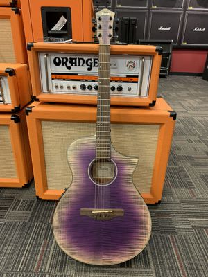 Ibanez AEWC Acoustic Electric Guitar for Sale in Norristown, PA