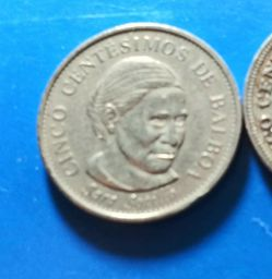 Sara Sotillo Coin 5 Centesimos Panama 2001 for Sale in Miami,  FL