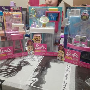 Barbie Accesorios for Sale in Houston, TX