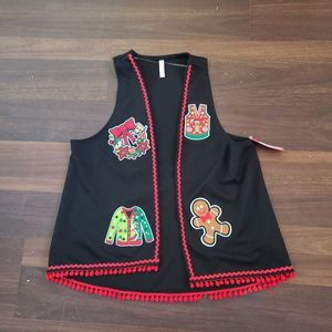 Ugly Christmas Sweater Vest for Sale in Santa Ana, CA