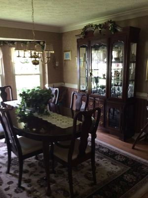 Pennsylvania Cherry dining set for Sale in Sicklerville, NJ