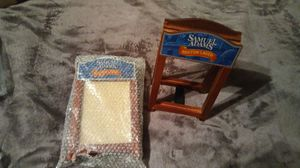 """2 Samuel Adams """"A"""" Frame Table Tent Picture Frames. for Sale in Oakland, CA"""