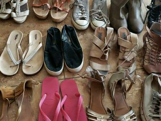 Women Shoes Bulk Lot Teen Youth for Sale in Mesa,  AZ