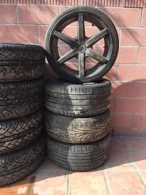 Lexanis 20 inch rims for Sale in Tustin, CA