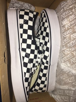 Vans checkerboard for Sale in Wilkes-Barre, PA
