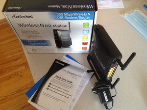 DSL Modem/Router Combo for Sale in Plainfield, IL
