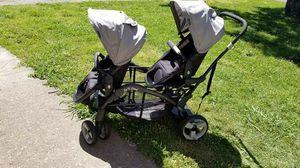 Double seat, adjustable stroller for Sale in Mt. Juliet, TN