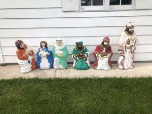 Nativity set for Sale in Park Ridge, IL