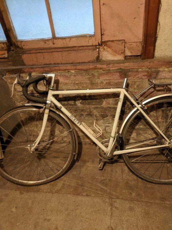 Specialized sequoia road bike