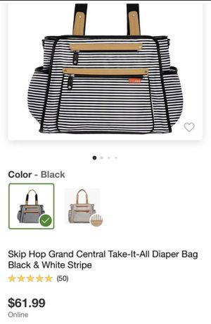 Skip Hop Diaper bag for Sale in Visalia, CA