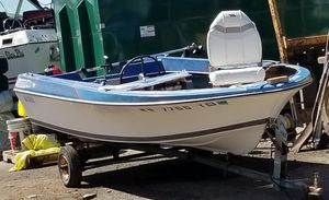 15 foot Olympic boat, no trailer for Sale in Enumclaw, WA