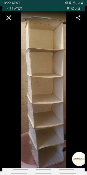 closet organizer 53 x 12 x 12 for Sale in Colton, CA