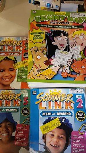 Brand NEW Learning Books.. for Sale in Lecanto, FL