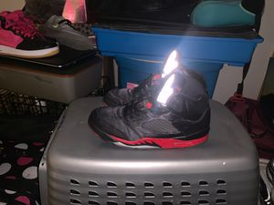 "AIR JORDAN 5 RETRO ""SATIN BRED for Sale in Orlando, FL"