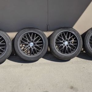 """17"""" Tsw Rims, Looking To Trade For Different Rims! for Sale in Chino, CA"""