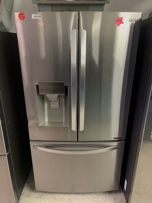 LG-Counter-depth Refrigerator for Sale in Fontana, CA
