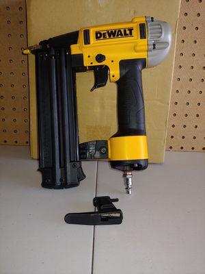 Dewalt 18 gauge brad nailer pneumatic for Sale in Fairview, TX
