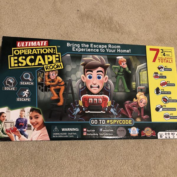 Escape Room Game For Kids