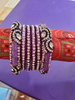 Bangles set/bracelets for Sale in Peoria, IL